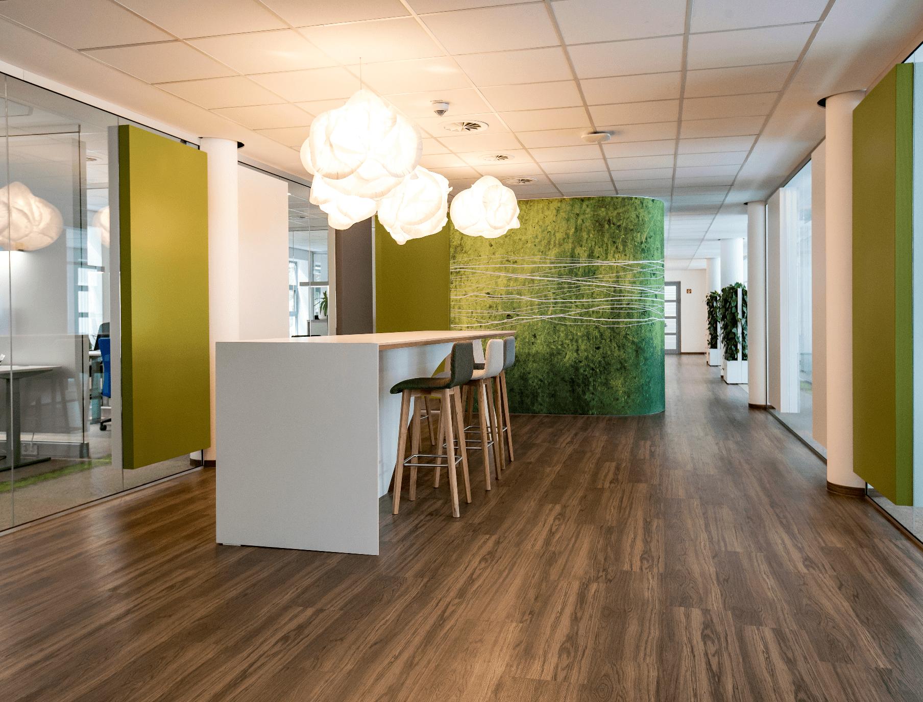 Faurecia - das moderne Büro
