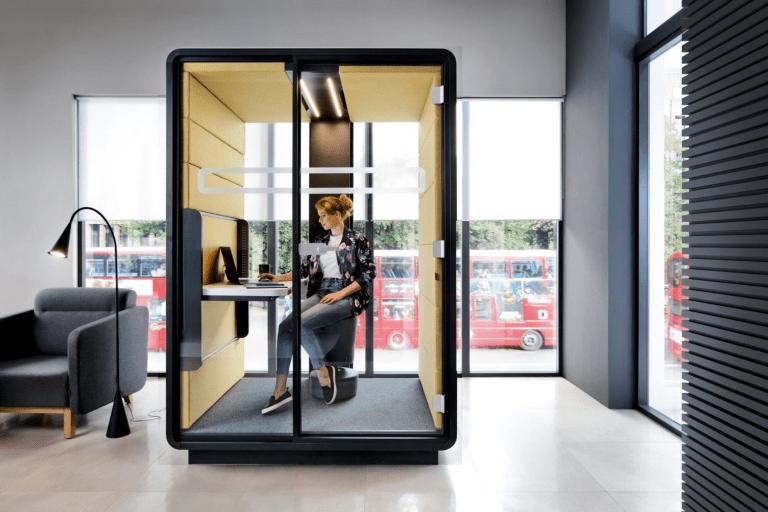 Office Phonebox