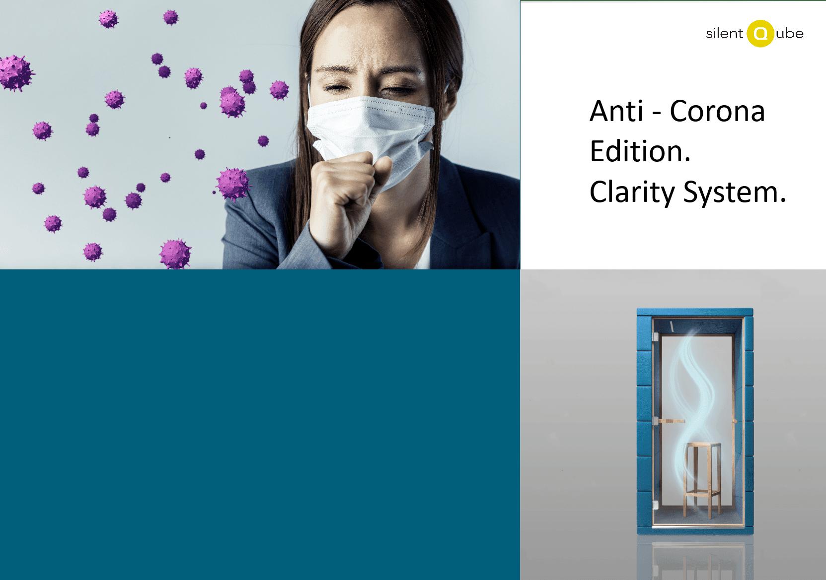 Clarity System-Silent Qube Q1