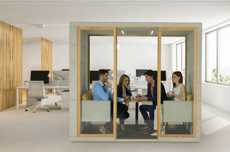 Bürobox Q3 XL