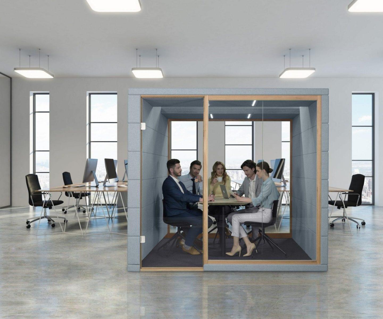 Denkerzelle für Büro
