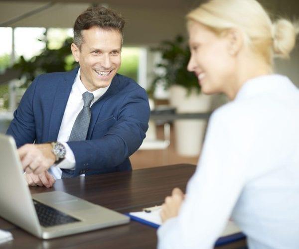 Perfekte Büroplanung - Moderne Bürokonzepte