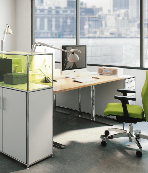 Ergonomischer Arbeitsplatz - Büro