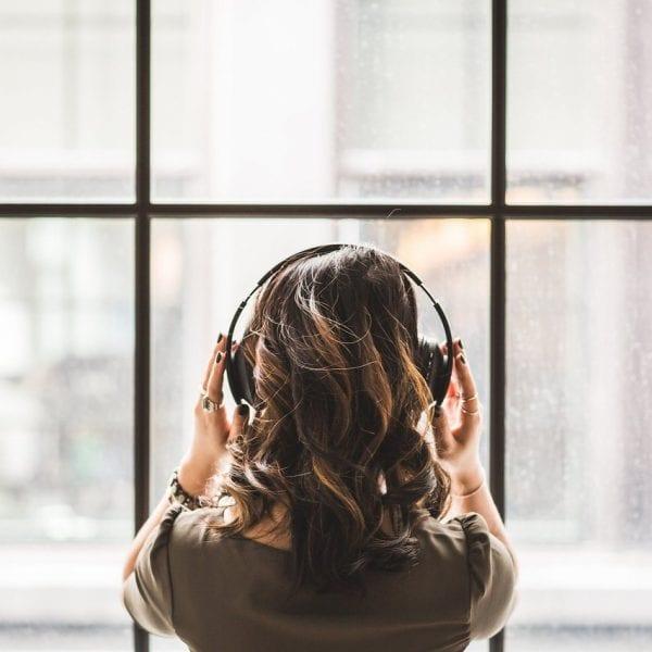 Raumakustik Kopfhörer