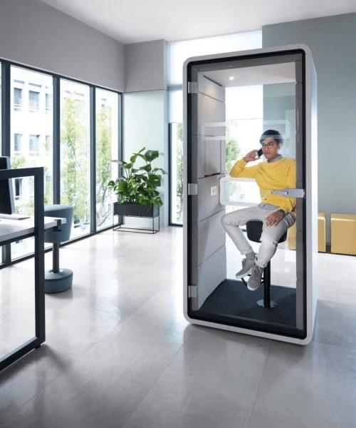 Smartphone Box für Büros