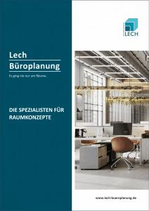 Broschüre Bürokonzepte